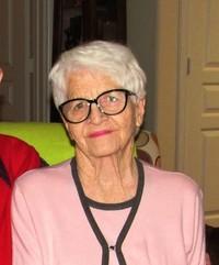 Judith Fouss  May 06 1935  September 26 2019