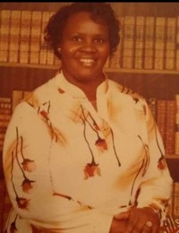Lucille Tripp Stallworth  August 18 1938  September 25 2019 (age 81)