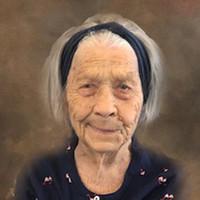 Margerie Margie Edith Hendricks  April 27 1926  September 26 2019
