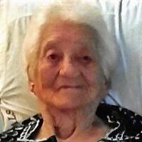 Bessie McMahan Hodge 98 of Petersburg TN  May 24 1921  September 27 2019