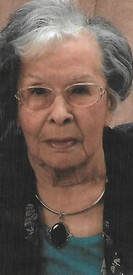 Clorinda Mondragon  January 27 1927  September 25 2019