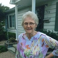 Patricia Louise Snider  January 3 1933  September 29 2019