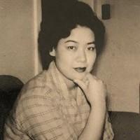 Tomiko Sergi Lebanon  April 13 1931  September 29 2019