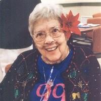 Elva Clarson  December 25 1919  September 29 2019