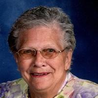 Geraldine C Zahradka  June 5 1931  September 29 2019