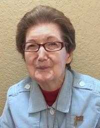Ruth Johnson Pellegrin  September 9 1932  September 28 2019 (age 87)