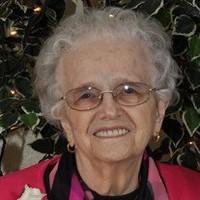 Anna Tresek Fitch  June 15 1934  September 28 2019