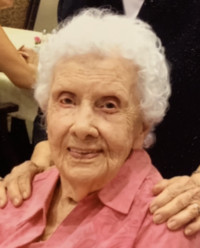 Berneda Jane Peck Myers  August 31 1914  September 28 2019 (age 105)