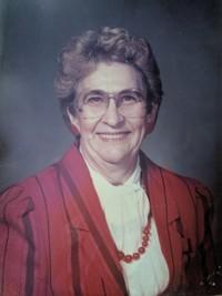 Edith D Croskey  November 16 1922  September 29 2019 (age 96)