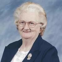 Alice E Ginkinger  August 29 1921  October 02 2019