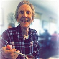 Christine Smith Armstrong  July 27 1933  October 1 2019