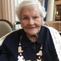 Joyce Dashiell Petty Cooper  May 19 1925  October 3 2019