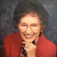 Thelma McNeill  August 21 1924  October 3 2019