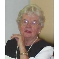 Mary F Patrick  May 19 1930  October 03 2019