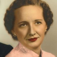Betty Lou Kuykendall Smittle  August 18 1925  October 6 2019