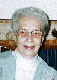 Grace A Thalacker  April 2 1928  October 4 2019 (age 91)