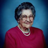 Mary Martha Rascoe  July 23 1921  October 05 2019
