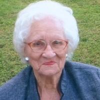 Eleanor Mae Brooks  September 9 1916  October 8 2019