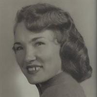 Evelyn Geraldine Fontaine  April 3 1930  October 8 2019
