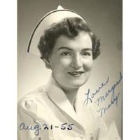 Margaret Mary McAlear Mosher  September 18 1934  October 8 2019
