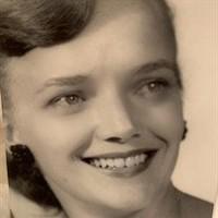 Martha Earle Glenn Whitt  January 13 1934  October 6 2019