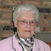 Gertrude Grace Aswegan  March 01 1921  October 06 2019