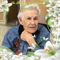 Nannie Lee Hicks  April 02 1929  October 09 2019