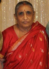 Satyavathi Reddy Remata  May 20 1946  October 8 2019 (age 73)