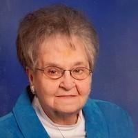 Wanda Lee Medler  October 20 1929  October 09 2019