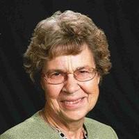 Betty  Mattson  September 19 1932  October 9 2019