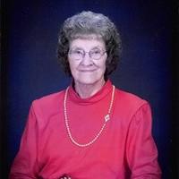 Anna B Albert nee Boyer  December 17 1923  October 10 2019