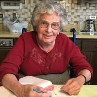 Bette J Gordon  October 25 1924  October 12 2019