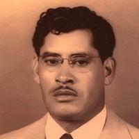 Cruz Olivas  May 20 1924  October 10 2019
