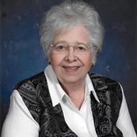 Doris Maye Sherman  February 26 1929  October 4 2019