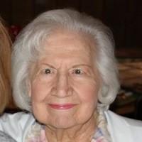 Martha H Stubenrauch  July 22 1923  October 13 2019