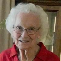 Martha Helgoth  March 3 1926  October 12 2019