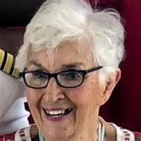 Mary Rose Mattingly  August 7 1937  October 12 2019