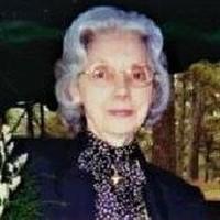 Betty Anne Bergen  April 16 1932  October 11 2019