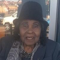 Dorothy L Gilkie Fambro  October 12 1927  October 13 2019