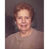 Constance L Menard  October 29 1921  October 04 2019
