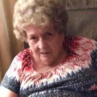 Donna Jean Olson  June 12 1934  October 10 2019