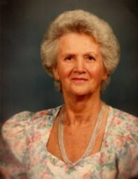 Martha Lucille Richey Fowler  2019