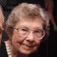 Regina Jean Fautz  May 16 1922  October 14 2019
