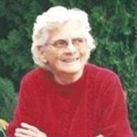 Agnes Louise Bergstrom  August 21 1922  October 14 2019