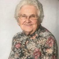 Elizabeth Elnora Johnson  February 20 1925  October 12 2019