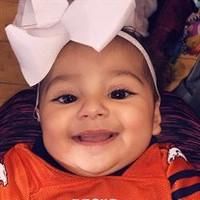 Ivy Aaliyah Santistevan  February 28 2019  October 7 2019