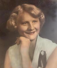 Jeraldine S Boren  February 8 1934  October 16 2019