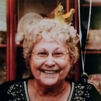 Joyce F Carlson  October 14 1943  October 15 2019