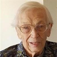 Leorra Myrtle Olufson  January 25 1930  October 9 2019