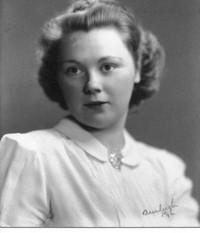 Margaret Marnie Sloan  October 15 1917  October 13 2019 (age 101)